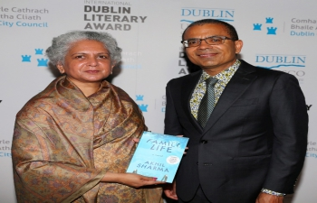 Family Life by Akhil Sharma wins the 2016 International DUBLIN Literary Award