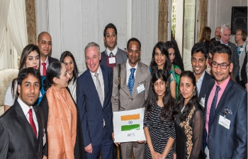 Education in Ireland International Student Ambassador Awards Ceremony