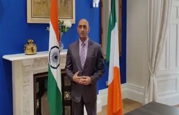 Ambassador's message on 5th Ayurveda Day, 2020