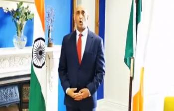 Ambassador's message on virtual celebrations of Diwali