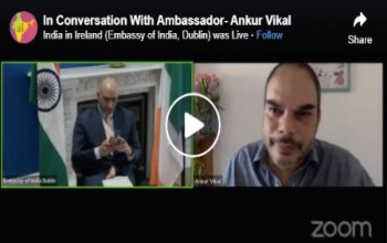 In Conversation With Ambassador- Ankur Vikal, Award-winning Indian film, and stage actor