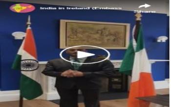 Ambassador's message of greetings on Odisha Day